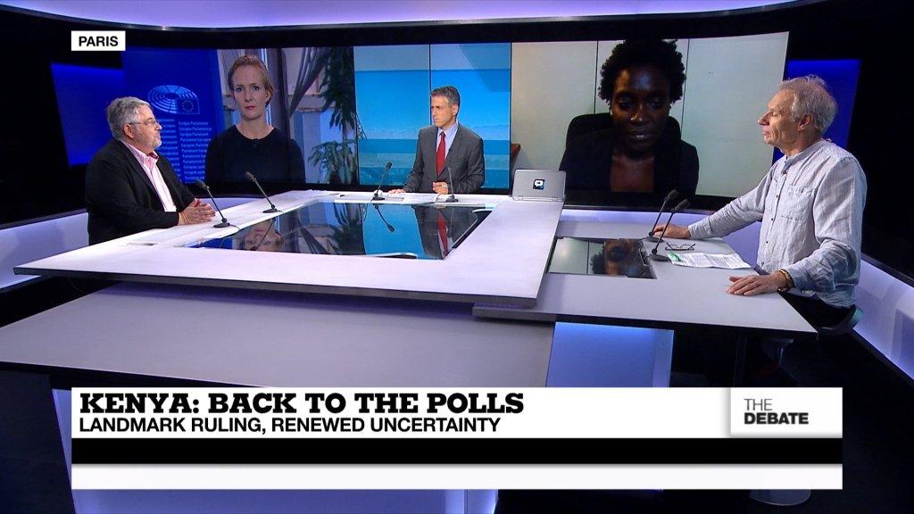 THE DEBATE - Kenya Back to the Polls: Landmark Ruling, Renewed Uncertainty