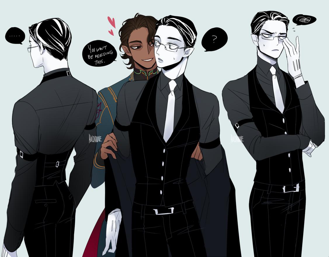 cold-blooded butler Arkady + thirsty highborn vampire Amir �� https://t.co/KynCszhgJs