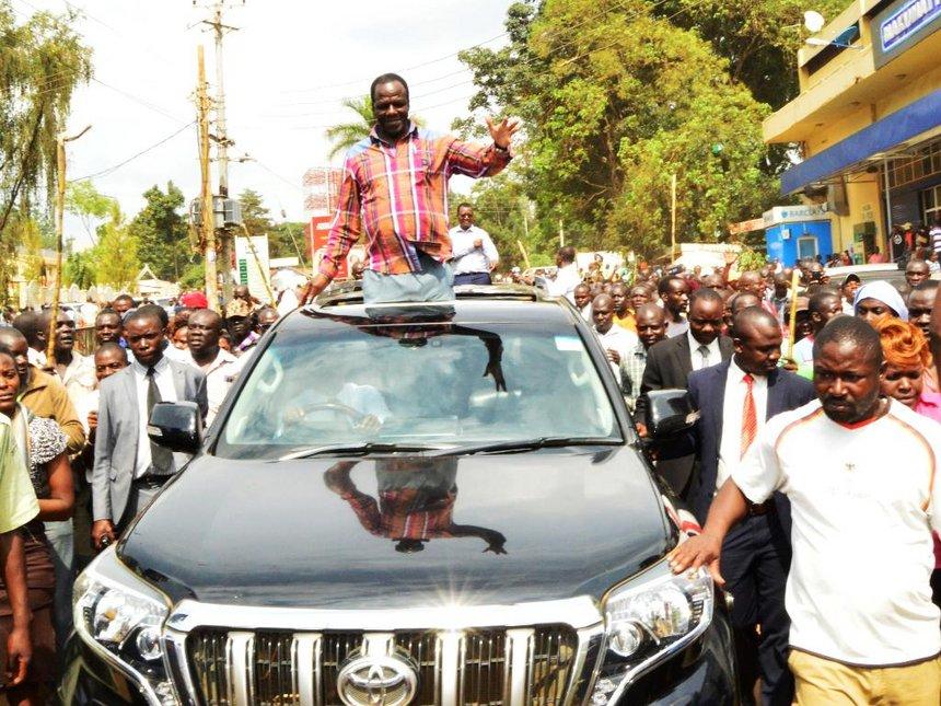 Kakamega rejoices over verdict