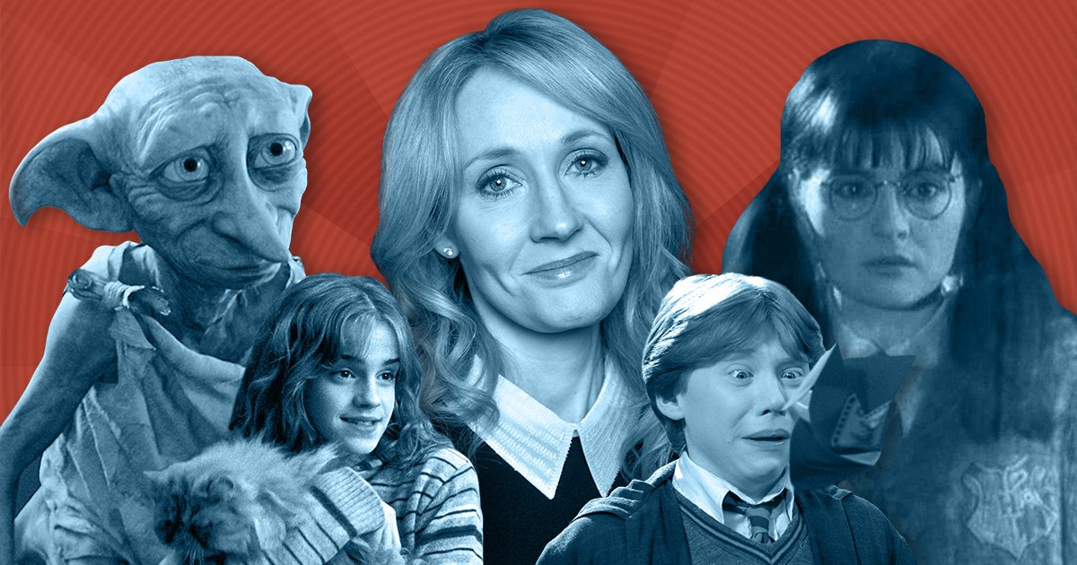50 HarryPotter questions we still have for J.K. Rowling: