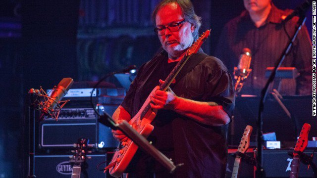 Steely Dan co-founder Walter Becker dead at 67 https://t.co/tMdlKulCVQ https://t.co/5qZ5WJgA8V