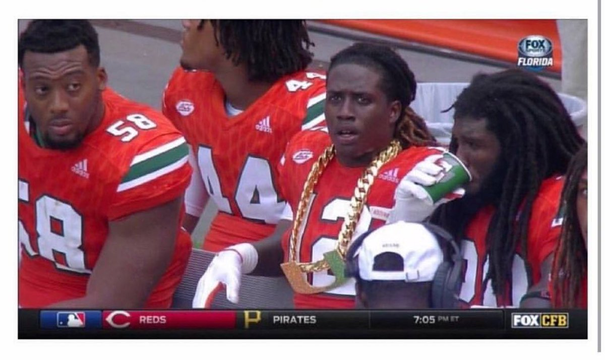NCAA: Miami are you paying players? Miami: No why would you think that? IhPfW40YoX