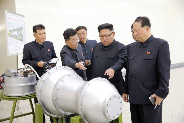 Teste nuclear da Coreia do Norte é muito desestabilizador, diz ONU (via @folha_mundo) #folha