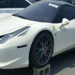 How Much Would You Pay For A Flooded Ferrari 458 Italia?