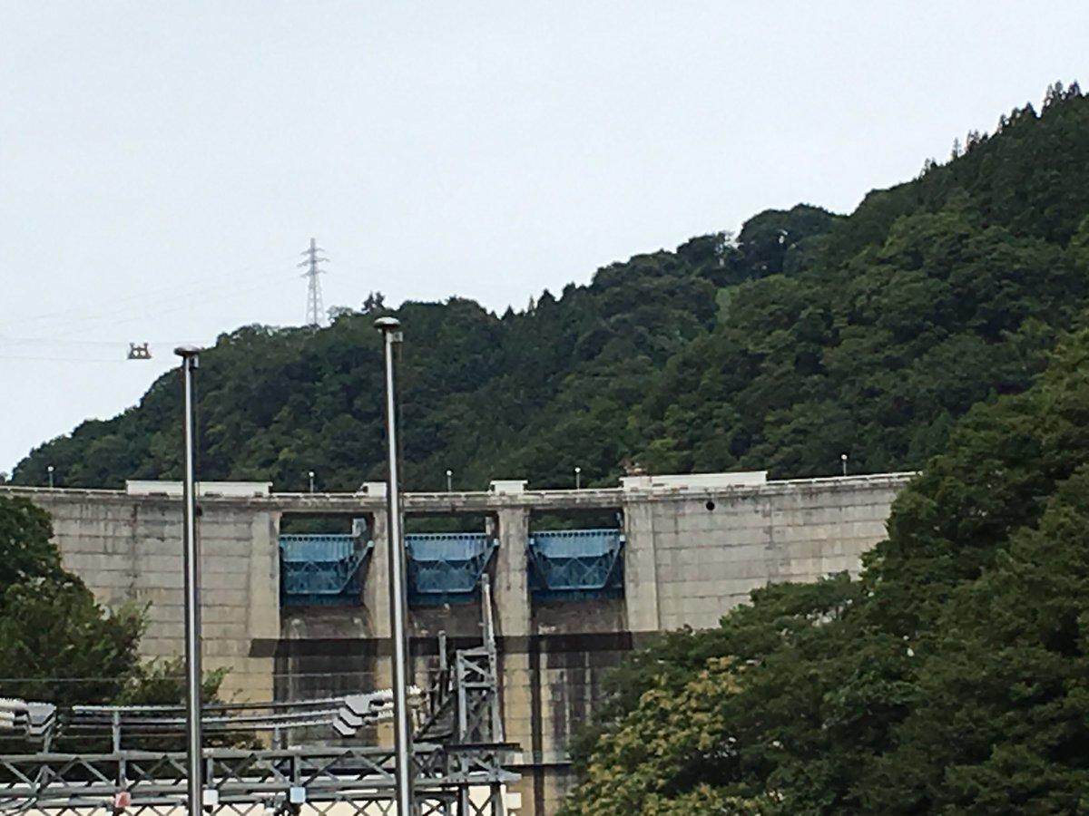 長野県聖地巡礼極黒のブリュンヒルデその①裾花ダム