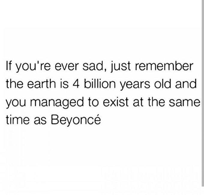 Happy Birthday, Beyoncé, aka my Queen