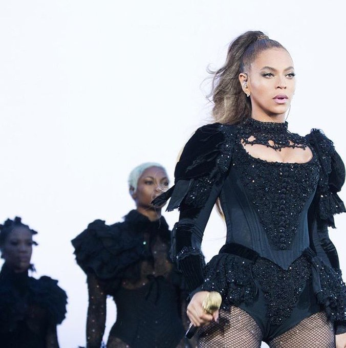 Happy birthday to the most talented human being on this planet. BEYONCÉ. BEY. THA QUEEN.