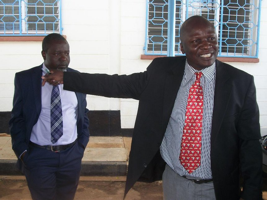 Scuffle as man nabbed bribing MCAs to vote for 'specific' speaker in Bungoma