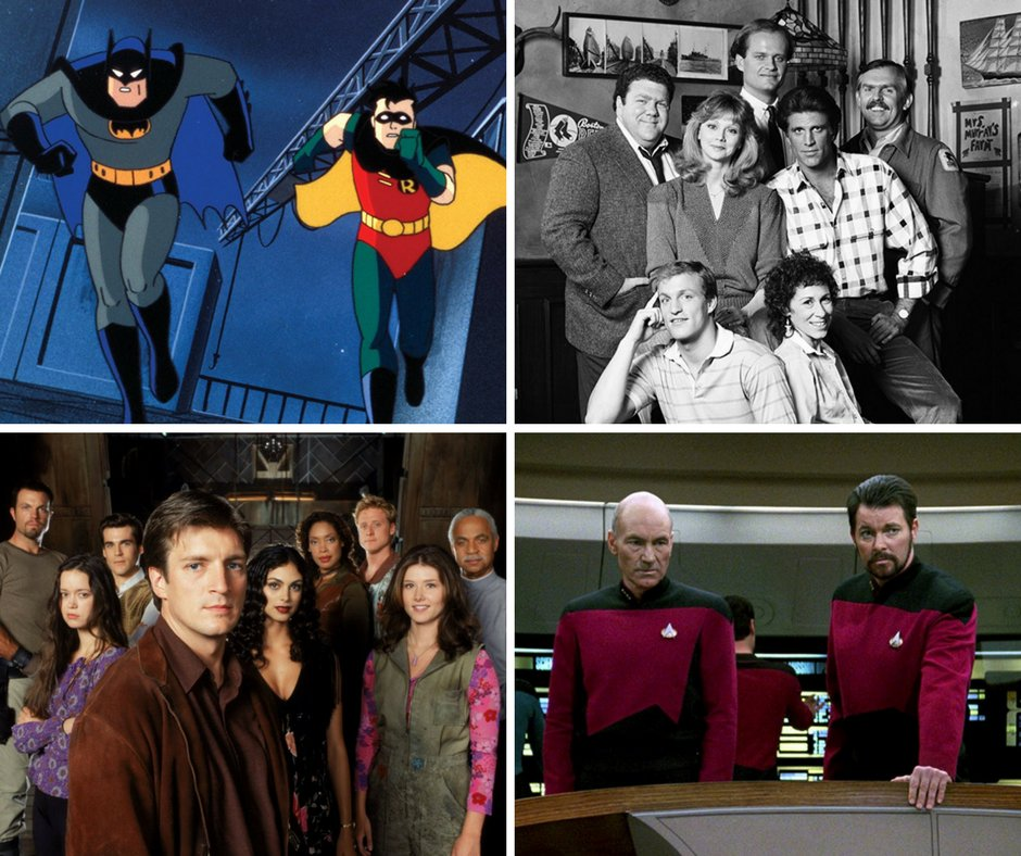 Mark your calendars! Here are the notable movie and TV anniversaries for September 2017 �� https://t.co/D4wQWn3vuZ https://t.co/sDemWwXcBa