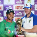 Bangladesh vs Australia, Live Cricket Score, 2nd Test Day 1: Bangladesh win toss, opt to bat first againstAustralia