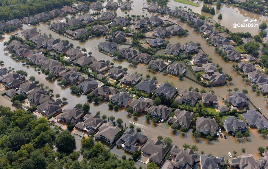 الكوارث #هيوستن