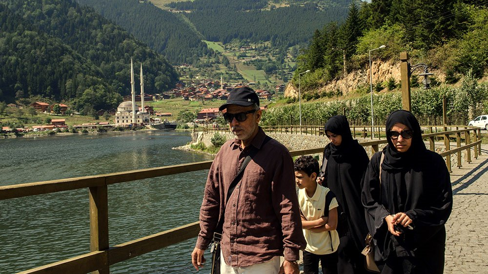 Why more than half a million tourists from Gulf countries are flocking to rural Turkey