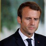 French President Macron's popularity slumps: Poll