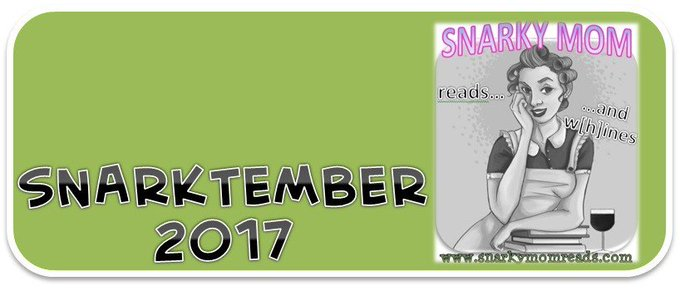 #SNARKTEMBER 4th  #GIVEAWAY