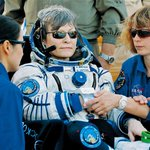 Record-breaking US astronaut back on Earth after 288 days