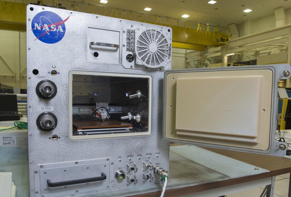 Recycling plastic is hard on Earth—but NASA has figured out a way to do it in space