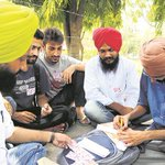 Panjab University elections: With 3 days to go, student parties step up campaign
