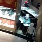 Armed robbers strike jewellery store in Malaysian shopping mall