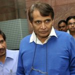 Suresh Prabhu takes charge as Commerce & Industry Minister