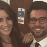 X Factor sweethearts Lucie Jones and Ethan Boroian tie the knot in romantic Welsh ceremony after his incredible proposal