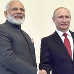 Vladimir Putin and PM Modi vow to boost cooperation in oil, natural gas sector