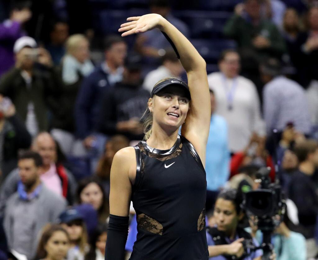 I ❤️'d every minute, every day, every match! Thank you, New York and the @usopen ???? https://t.co/SQzCjcij8P