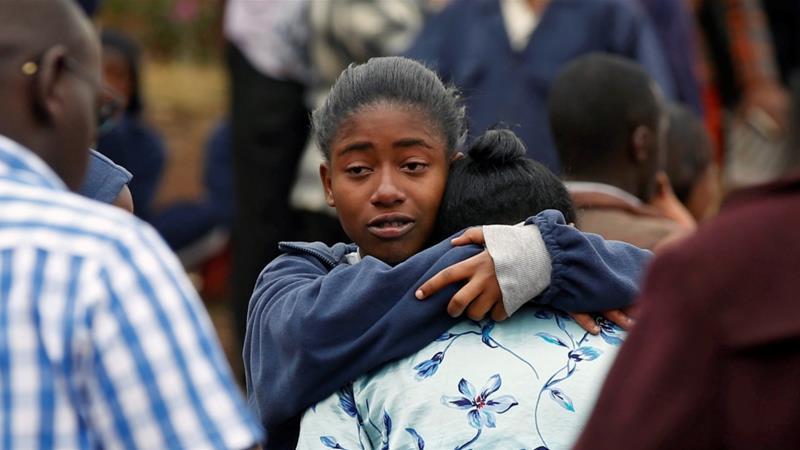Kenya: Arson caused fire that killed nine schoolgirls