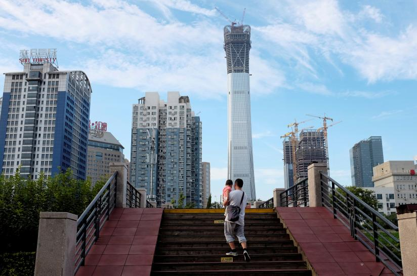 China August data to show economy solidly poised before key Party congress