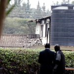 Arson caused fire at Kenyan school that killed nine girls - minister