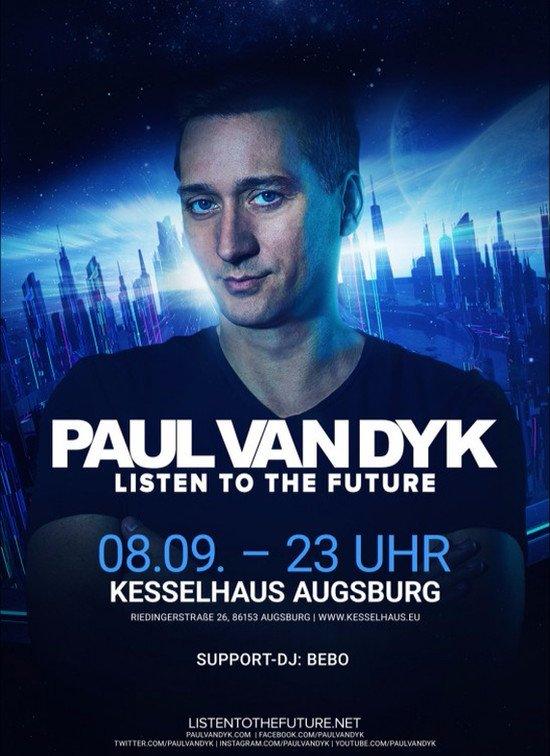 Augsburg! Am Freitag spiele ich im Kesselhaus. Freu mich auf euch. https://t.co/nL7KDshKOF