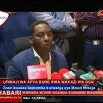 Upimaji Wa Afya Bure Kwa Wananchi Wa Mkoa Wa Dar es Salaam