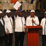 """""""Where is Former Bomet County Governor Isaac Ruto,"""" NASA Coalition clears the air"""