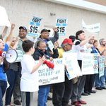 Fast food workers planning Labor Day strike for $15 minimum wage