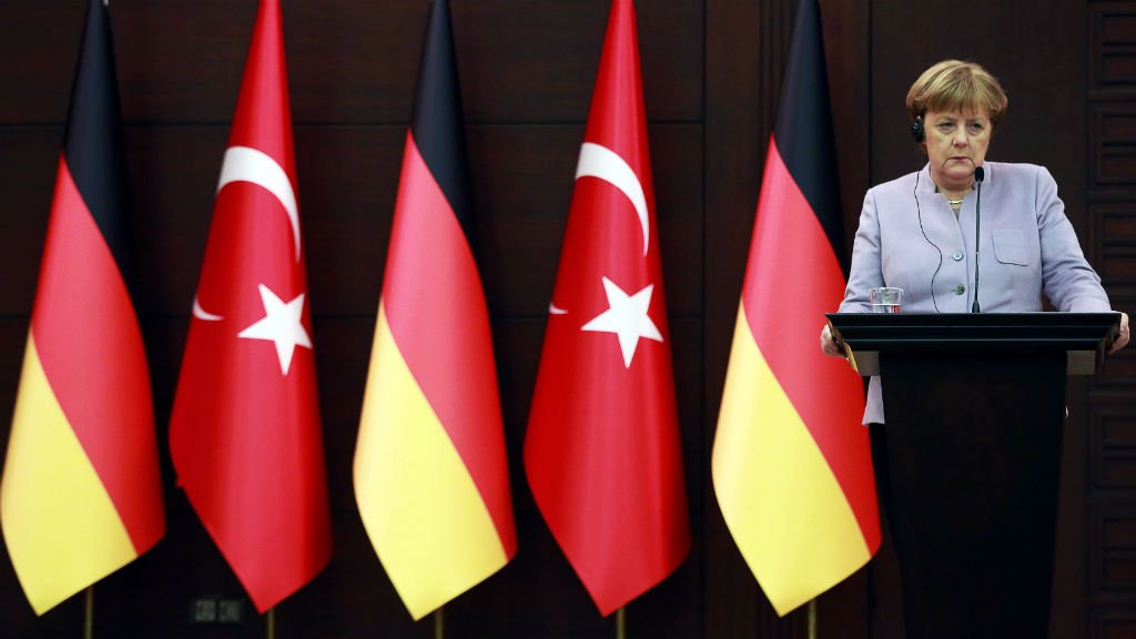 Another vote, another wrangle between Germany and Turkey