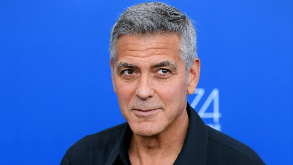 "George Clooney for president? ""Oh, that sounds like fun"""