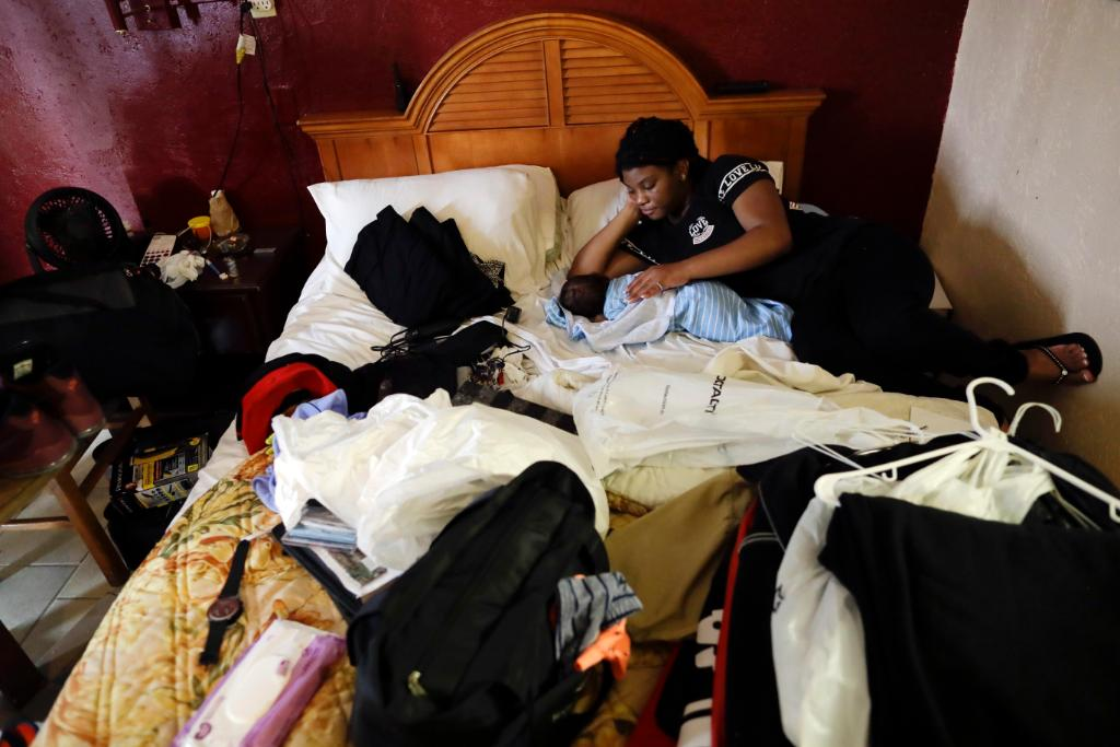 FEMA says it placed more than 53,000 Harvey victims in government-funded hotel rooms