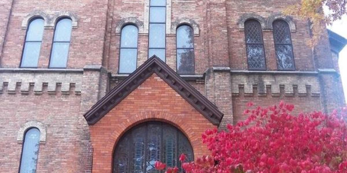 Jackson church gets national historic designation