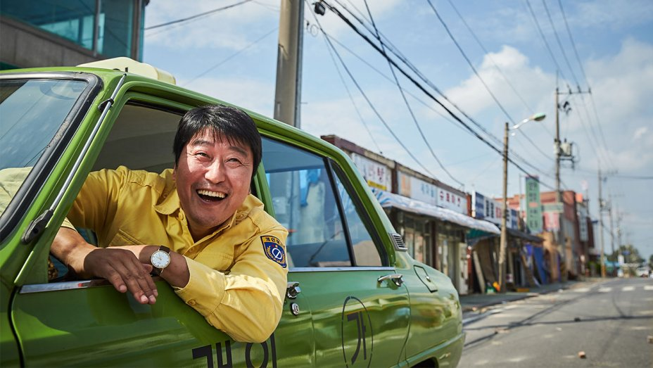 Oscars: South Korea selects 'A Taxi Driver' for foreign-language category