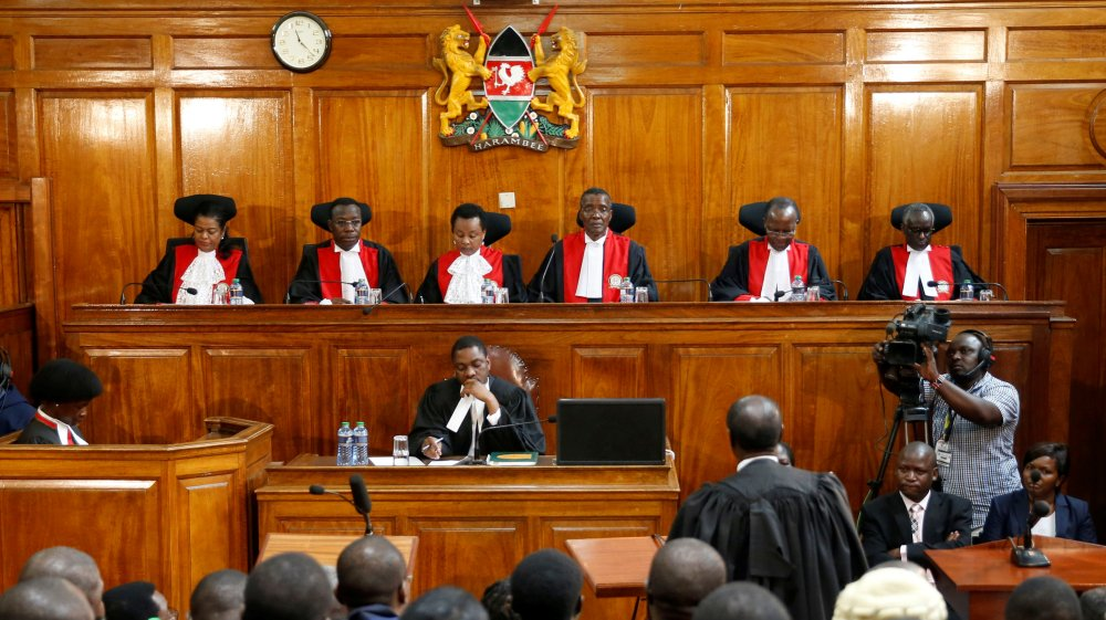 Why did Kenya's Supreme Court annul the elections? by @Nanjala1
