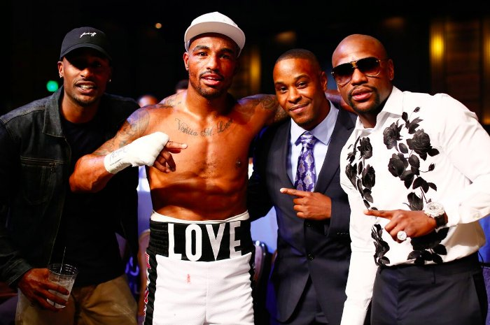 test Twitter Media - .@JleonLove whose sparred & trained with @FloydMayweather makes his return to the ring vs Abraham Han on 9/8. Watch on @Showtime 10pm ET/PT. https://t.co/jOs7MPH5gh