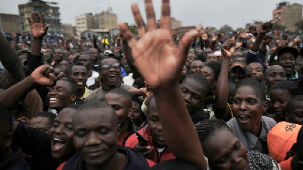Kenya to hold fresh presidential vote October 17