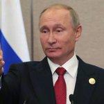 Vladimir Putin says Trump 'not my bride, and I'm not his groom'