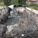 Another One! School Fire Guts Down Dormitory at Bahati Girls Primary School