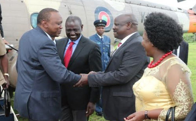 Isaac Ruto: 'Jubilee has not approached me but…'
