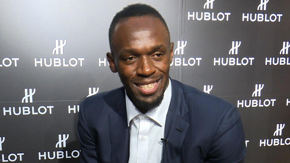 Usain Bolt predicts his world records could stand for 15-20 years