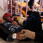 Yemen's cholera epidemic hits 600,000, confounding expectations