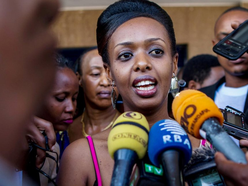 Rwanda police arrest Opposition leader, mother, sister over tax evasion