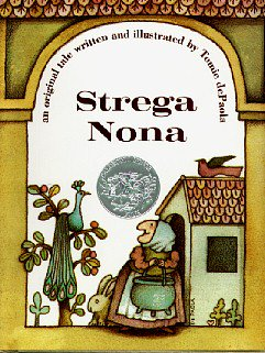 September 5, 1934: Happy birthday Strega Nona author Tomie dePaola