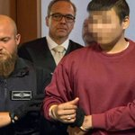 Refugee on trial for rape, murder of German student