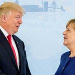Merkel and Trump agree on tougher N. Korea sanctions: Berlin